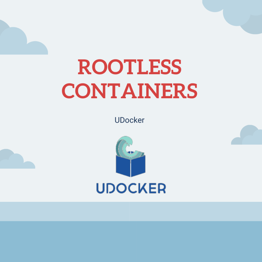 ROOTLESS CONTAINERS
